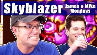 Skyblazer (SNES) James and Mike Mondays