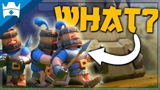 ROYAL RECRUITS ARE GAMEBREAKING + LEAKED GAMEPLAY || Everything YOU Need to Know About the NEW Card!