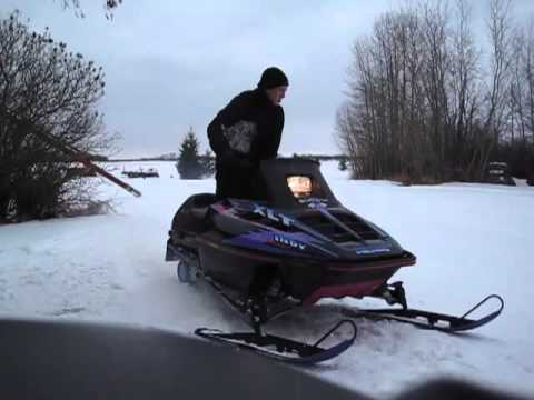 Polaris Indy XLT 600