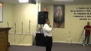 """IEAYS Parte 5 Conferencia Para Mujeres Cristianas """"¿Mujer Donde Estas Sentada?"""" Efesios 1:3"""