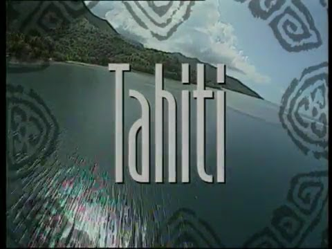 Destinations - Tahiti