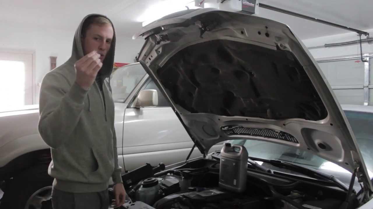 E46 Slow Coolant Leak Fix Diy Youtube