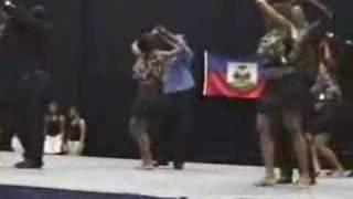 Club Creole Dance Troupe Folklore, Kompa, Reggae
