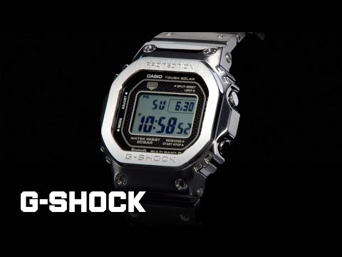 GMW-B5000 Promotion Movie:CASIO G-SHOCK_ENG