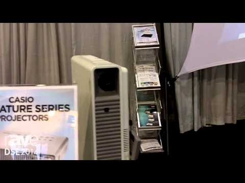 DSE 2014: Casio Shows Off Its Lamp Free Projectors, Lasting up to 20 Hours