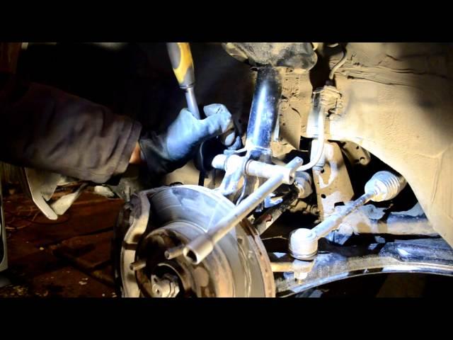 Как сделать мягче подвеску альмера классик