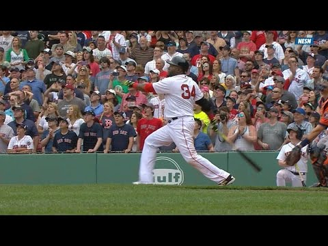 Ortiz comes up clutch with walk-off double