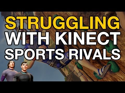 Kinect Sports Rivals is a struggle - gameplay