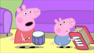 Peppa Pig-Instrumentos Musicais(1080p) +Download
