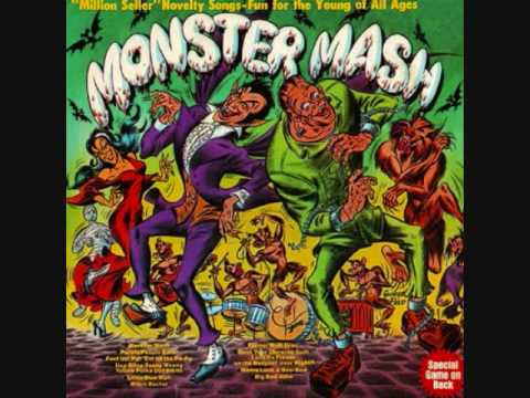 Monster Mash (song) video