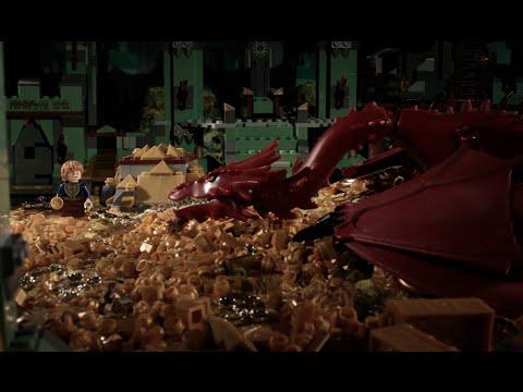 LEGO The Hobbit in 72 Seconds