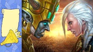 Подробности 8.1. Новый подкаст! Розыгрыш от Wowhead | Новости Warcraft