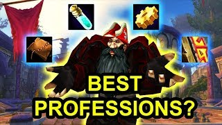 Best Professions For Rogue in Classic WoW?