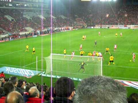 Olympiacos-aek 44     2010 video