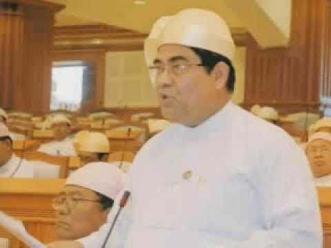 Rohingya Song - Moggor Leader Aye Maung video