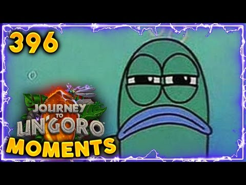 When you're Never Lucky..!! | Hearthstone Un'Goro Daily Moments Ep. 396 (Funny and Lucky Moments)