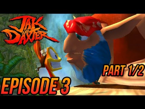 Jak And Daxter Collection - Episode 3 | Forbidden Jungle - Part 1