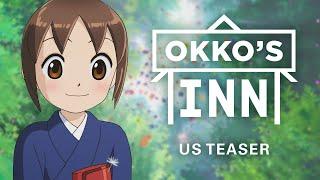 Okko's Inn [Official US Teaser, GKIDS]