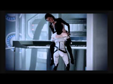 Mass Effect 2: Miranda does Miranda ;D