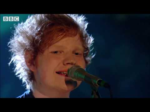 Ed Sheeran's journey to the Pyramid Stage