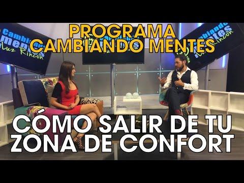 Cómo Salir De Tu Zona De Confort - En Televisión.