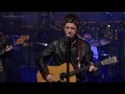 Noel Gallaghers High Flying Birds - If I Had A Gun Live