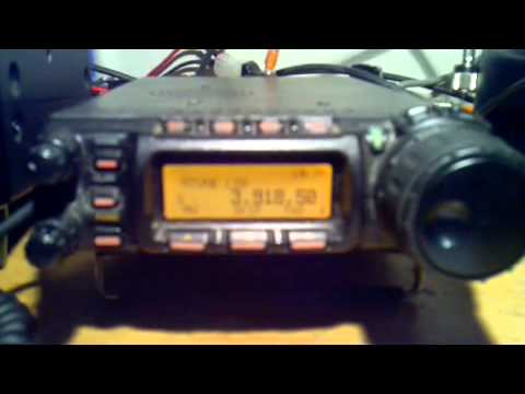 My First 80 Meter Ham Radio Net Part 2