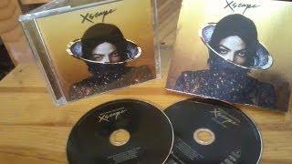 Unboxing: Michael Jackson - Xscape (Deluxe Edition CD & DVD)