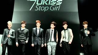 Ringtone Ukiss Stop Girl (Download links)