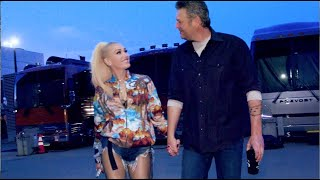 Blake Shelton - Nobody But You Duet with Gwen Stefani Live