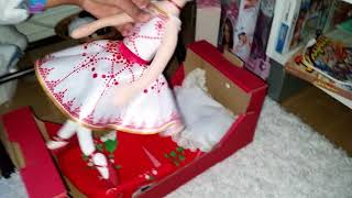Ballerina Leap A cute little doll bed for Felicie