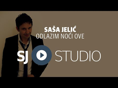 ® SASA JELIC - Odlazim Noci Ove (Official Video FullHD) NOVO! © 2016 █▬█ █ ▀█▀