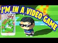 THEGAMEHUNTA IS IN A VIDEO GAME !!! - Rogue Ninja (1st Look iOS Gameplay)