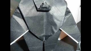 How To Make Easy Strong Gorilla Origami Gorila 大猩猩 Goryl Bakulaw Горилла