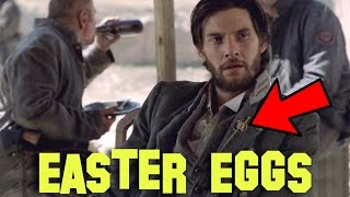 Westworld Easter Eggs & Symbolism 🏇 | Season 2 Theories
