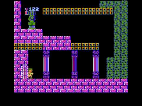 Kid Icarus - NES - Speed Run part 1/3