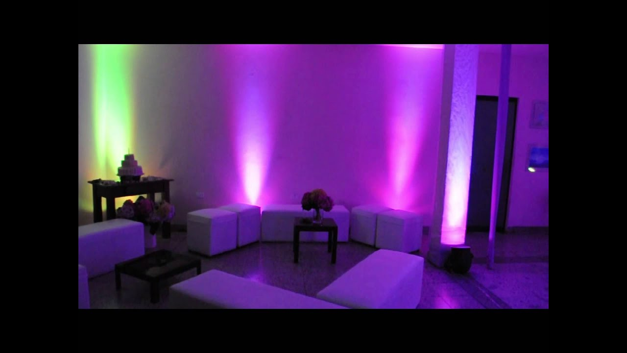 Decoraci n con luces youtube - Decoracion con luces ...
