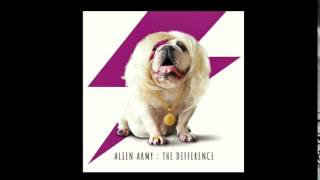 Alien Army - The Difference (Full Album)