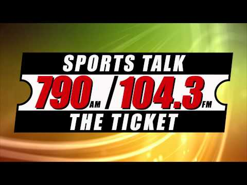 AM 790 and FM 104.3 THE TICKET Sports Radio in South Florida