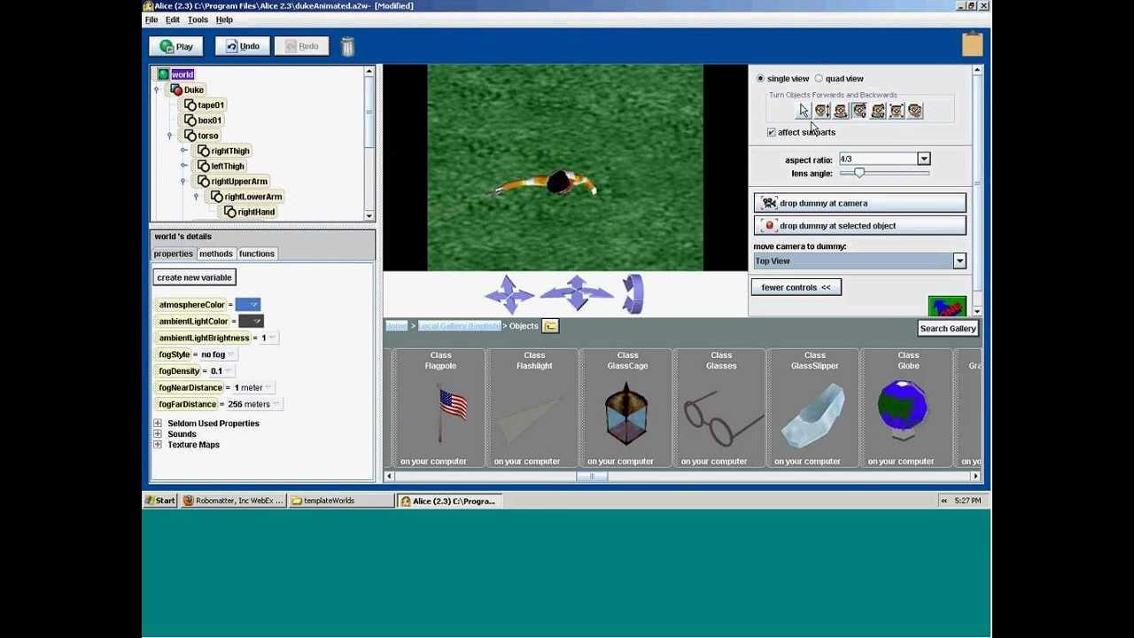 Pose Animation Software Pose-to-pose Animation
