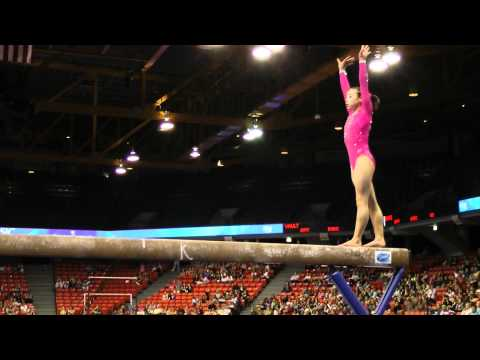 Katelyn Ohashi - Beam - 2012 U.S. Secret Classic