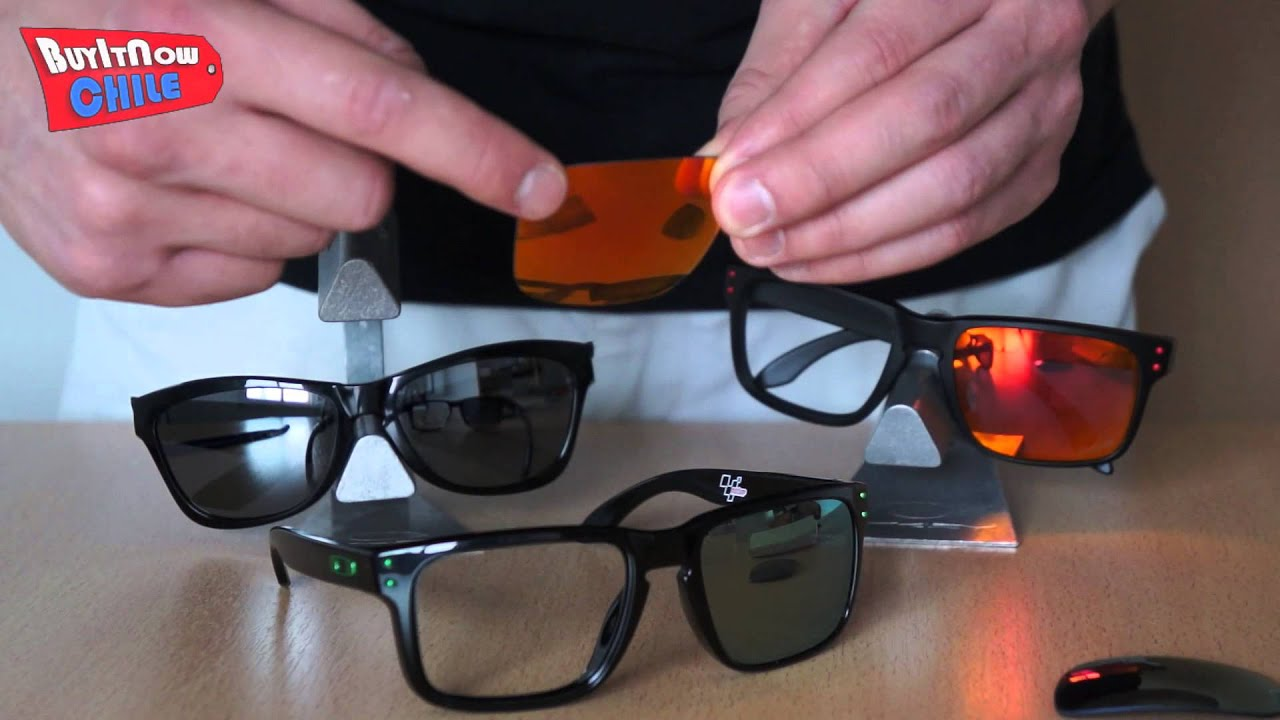 picture Oakley Oakley Garage Rock Vs Holbrook