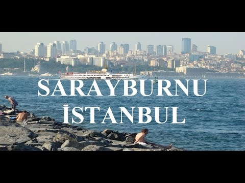 İstanbul/Turkey (View from Seraglio Piont/Sarayburnu) Part !2