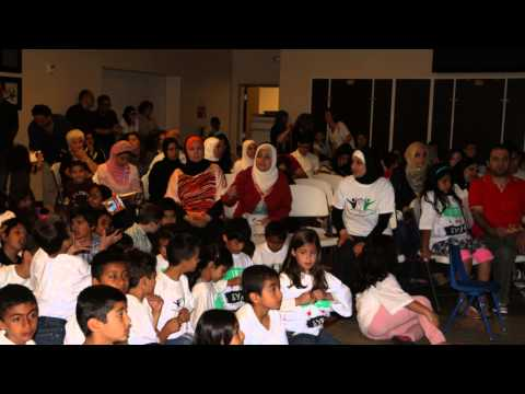 Minaret Academy Saturday School  - Celebration 2012-13