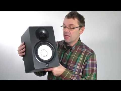 Yamaha HS7 Powered Studio Monitors