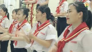 BÀI CA CHỦ ĐỀ - Mừng 90 năm Thiếu Nhi Thánh Thể