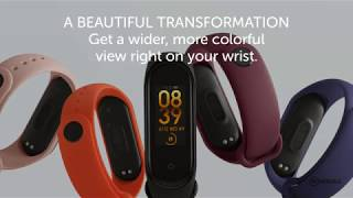 Xiaomi Mi Band 4 Review – An NFC Enabled Smart Bracelet