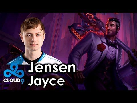 Jensen picks Jayce