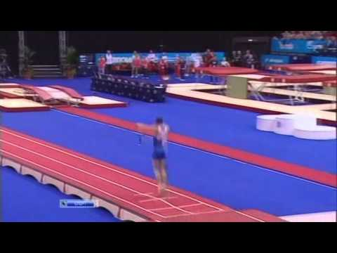 2011 Birmingham Tumbling World Championships - Mens Final