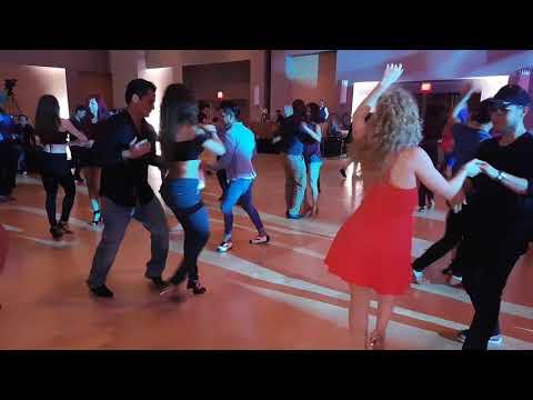 Brittney y Manola - B.I.G Salsa Fest 2017